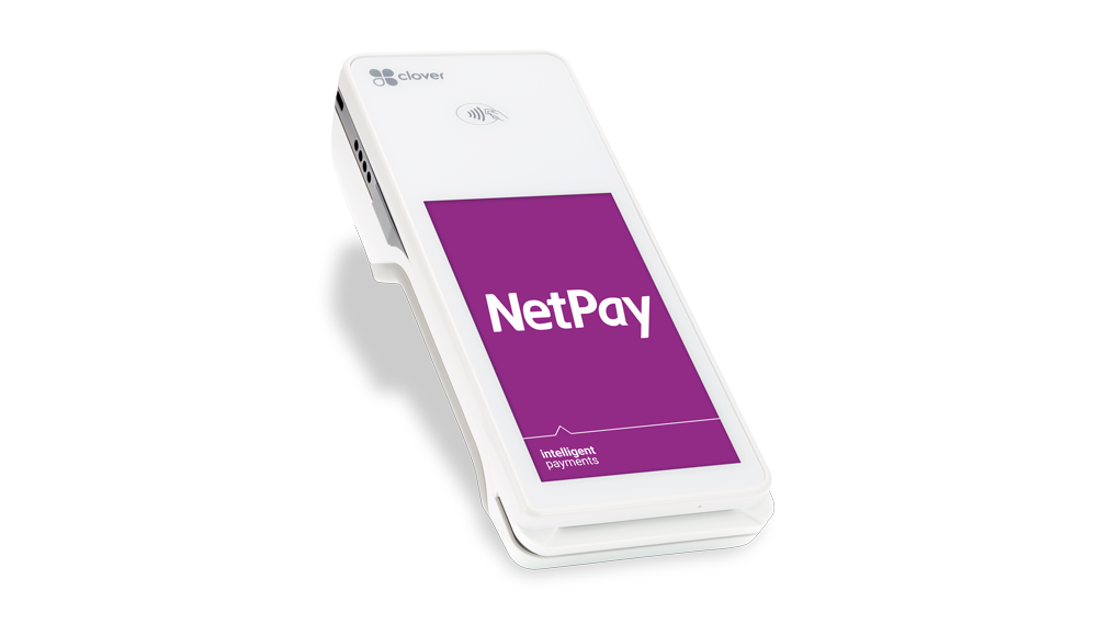 Clover Flex bought to you by NetPay