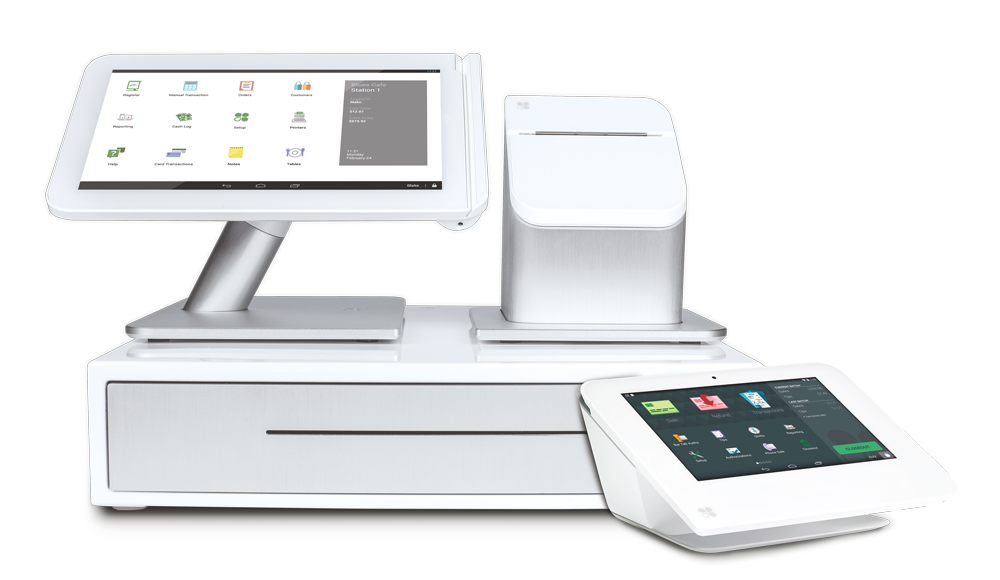 Clover Station Pro bought to you by NetPay