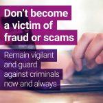 Fraud & Scams
